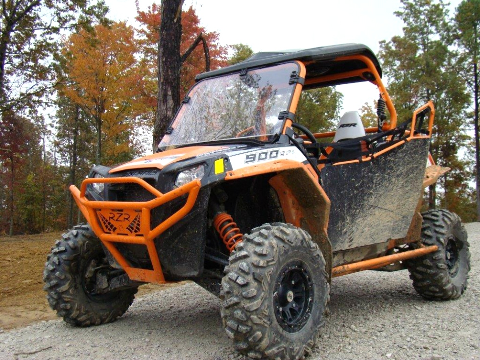 Best UTV Trails In Kentucky - Polaris RZR XP At Wildcat Adventures And Off Road Park WildCat Off-Road Park