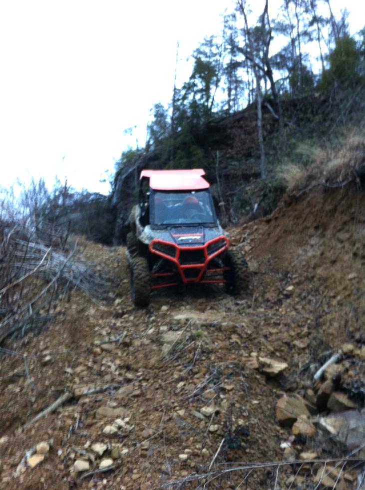 Best UTV Trails In Kentucky - Polaris RZR XP At Wildcat Adventures And Off Road Park WildCat Off-Road Park