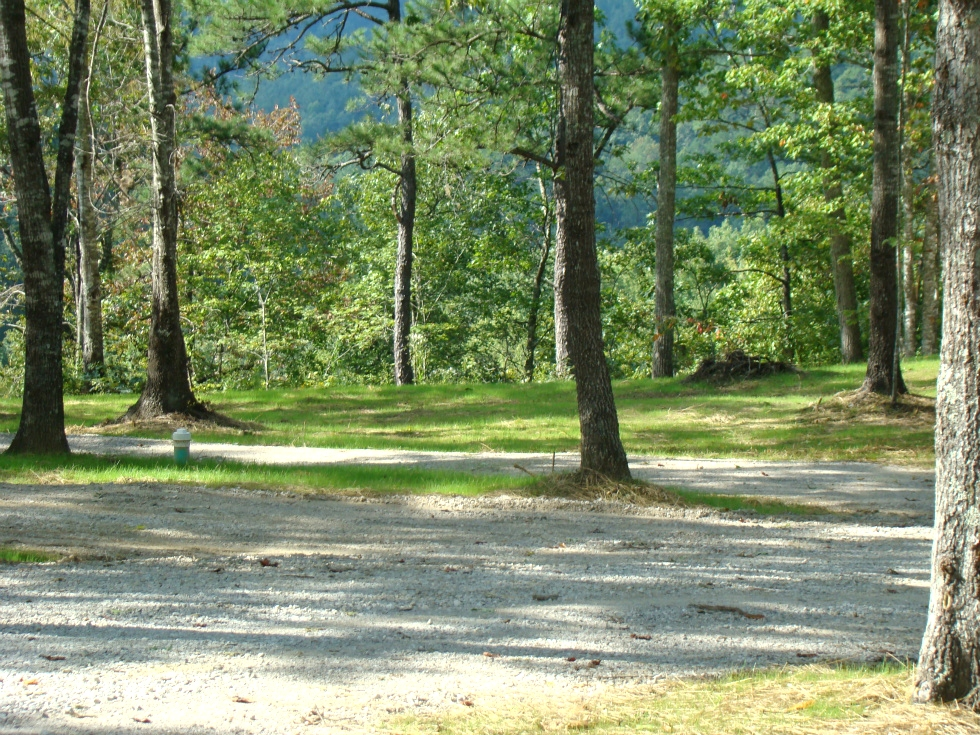 Campground - RV Campground - Camp Wildcat Adventures Park WildCat Off-Road Park