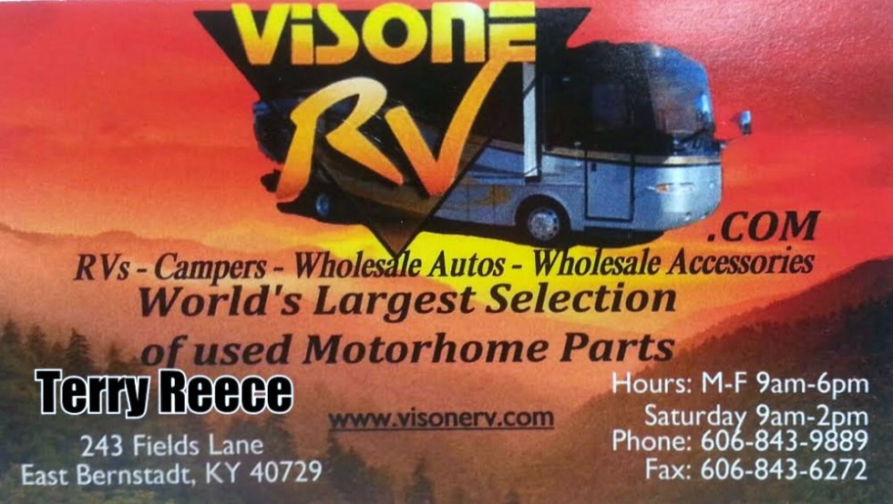 VISONE RV - Now Renting RV's Campers And Motorhomes. WildCat Off-Road Park